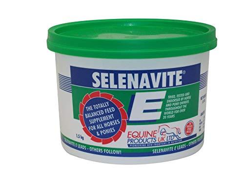 Equine Products Unisex's Selenavite E, Clear, 1.5 kg