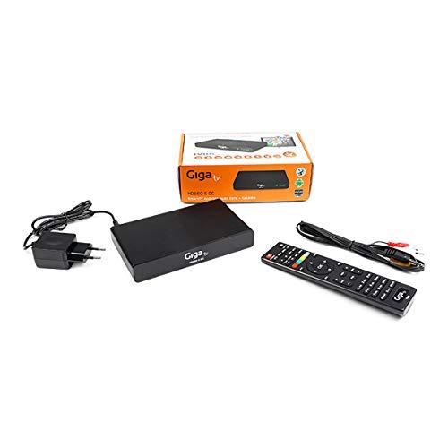 GIGA TV HD660 S QC - Ordenador de Sobremesa