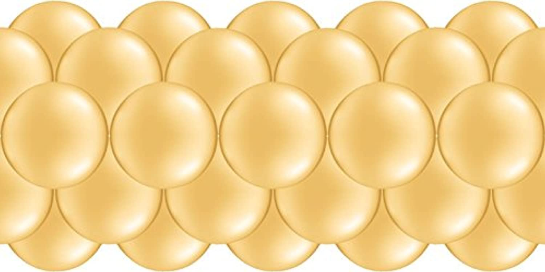 Luftballongirlande  Gold (Metallic   Glnzend)  50 Meter - partydiscount24