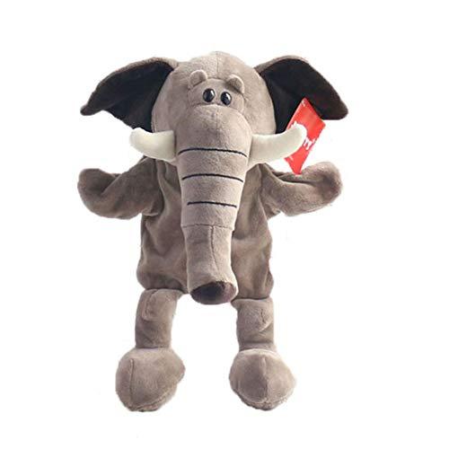 Lhlh Marioneta Historieta Elefante Felpa Juguetes
