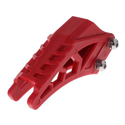 JIACUO Kettenführung Kettenschutz Passend für KTM CRF 250 R EXC CRF YZF KXF MX für BSE Bosuer Dirt Bike Pit Bike ABM XMOTOS
