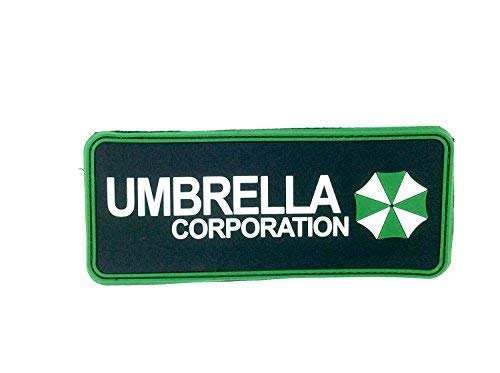 Paraplu Corporation PVC Airsoft patch Groen