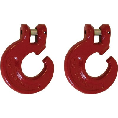 Read About Portable Winch C-Hook for Choker Chains - 1/4in.-5/16in. 2-Pack, Model Number PCA-1299X2