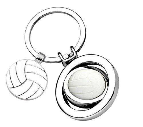 Ten Llavero de Voleibol cod.EL7837 cm 7,6x3,5x1,8h by Varotto & Co.