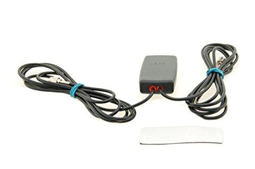 Alda PQ antenne voor glasbevestiging voor 2G (GSM), 3G (UMTS), Wifi/Bluetooth met RP-SMA/M-stekker en 1,5 m kabel