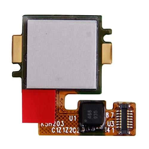 Zhangli Mobile Phone Flex Cable For Lenovo Vibe K4 Note Fingerprint Button(Black) Flex Cable (Color : Silver)
