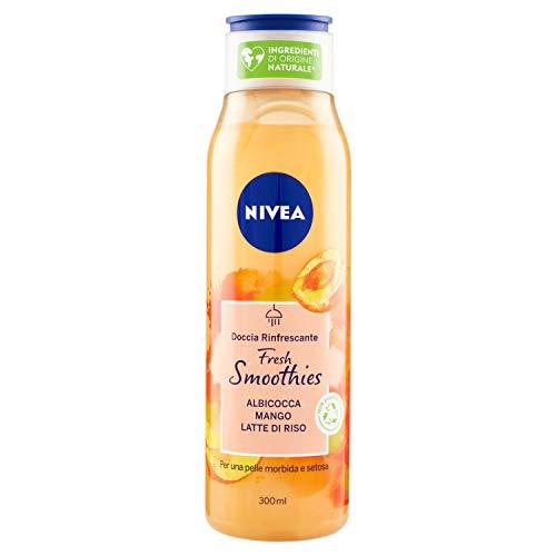 Beiersdorf Nivea Doccia Smoothie Apricot Mango Rice Milk - 300 ml