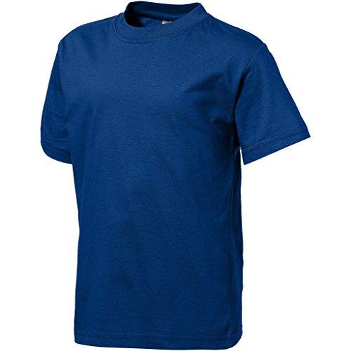 Slazenger Kids T-Shirt 150, Classic Royal Blue, 164