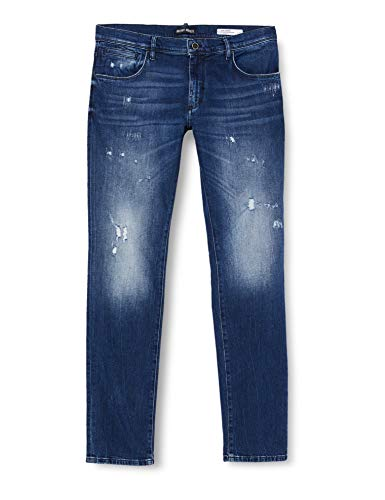 Antony Morato Herren Mmdt00234-fa750280-7010-1-w01299 Jeans, Blaues Denim, 30