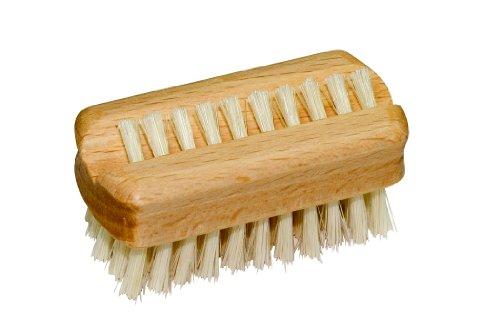 Redecker 621045 de mini/Voyage Brosse à ongles en bois de hêtre