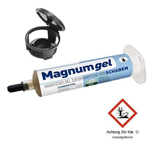 acotec GmbH Magnum Gel - Juego de cucarachas