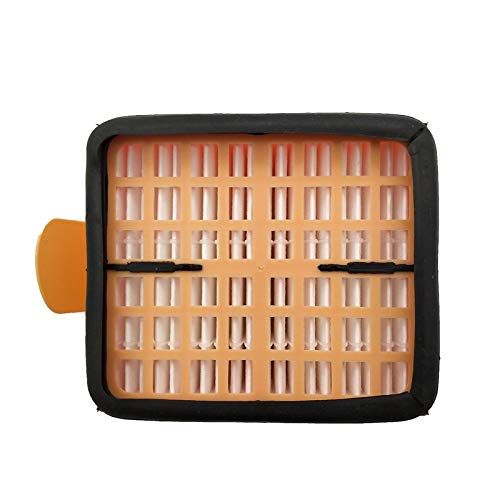 ADUCI 20pcs Filtros for Vorwerk Kobold VK135 VK136 HEPA Vacuum Cleaner Filter for Vk369 KOBOLD135 KOBOLD136 Piezas de Repuesto Accesorio