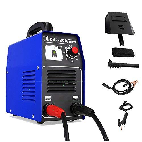 Saldatrice MMA a elettrodi da 20-120 A, inverter manuale da 1 - 2,5 mm, saldatrice ARC IGBT