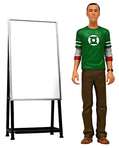 Big Bang Theory - Figurine 18cm Sheldon Cooper