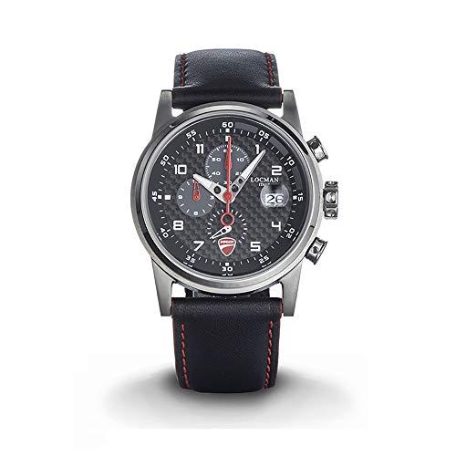 Reloj Locman Ducati d107a09s-00cbipkr