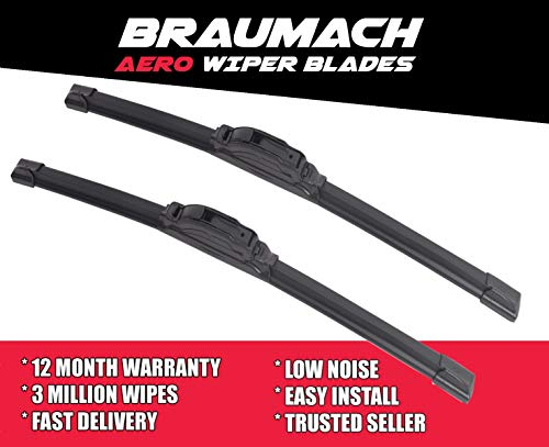 Wiper Blades Aero for BMW 4 Series F36 Gran Coupe 435 i 2014-2018