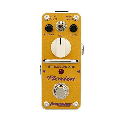 Tom'sline Engineering PLEXION APN-3, Distortion Effektpedal, Erholung von 70-80 Marshall Tonverstärker mit 2 Modi des hellen und normalen Gitarrenpedals
