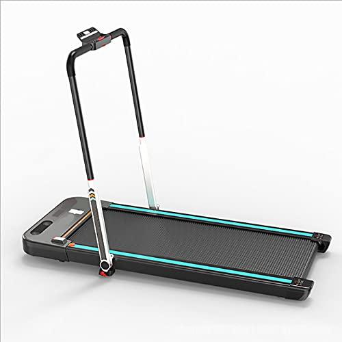 Das Kompakte, Faltbare Laufband Mit Rädern Kann EIN Maximales Gewicht Von 300 Pfund Haben Und Eignet Sich Für Das Training Zu Hause Oder Im Unternehmen