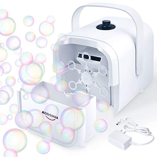 Best Bubble Machine Parties
