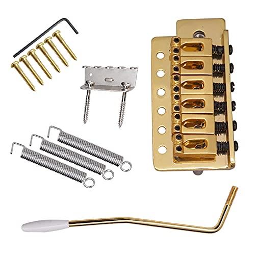 Accesorios de Guitarra Tremolo Puente Tornillos Llave Tremolo Bar Springs para Guitarra...