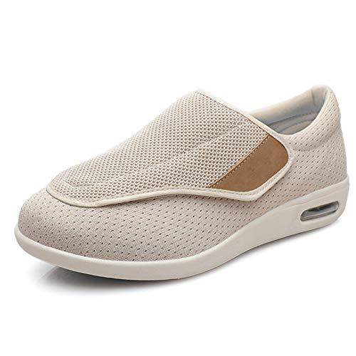 Zapatos Planos Mujeres Hombres Peso Ligero Slip-En Zapatos Comfort Antideslizantes Ocasionales para...