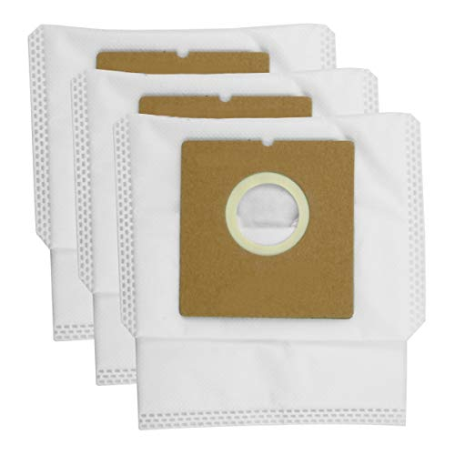 ZVac HEPA Vacuum Cleaner Bags for Prima Canister Vacuum Cleaner - 3 Pack