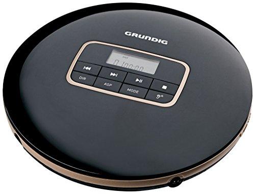 Grundig GCDP 8000 GDR1405 Tragbarer CD-Player Schwarz