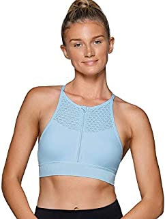 Lorna Jane Women's Versitile High Neck Sports Bra