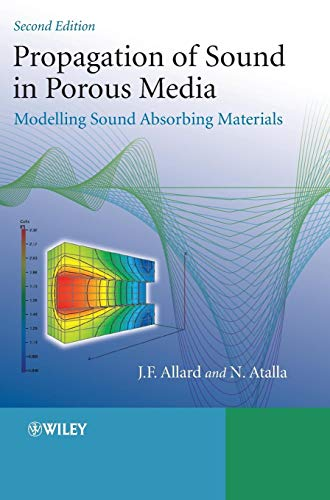 Download Propagation of Sound in Porous Media: Modelling Sound Absorbing Materials 2e 0470746610