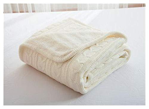 Manta 100% Algodón Sheep Velvet Mantas De Terciopelo De Invierno Manta De Lana De Punto (Color : 8, Size : 120X180cm)