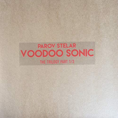 Voodoo Sonic-the Trilogy Part 1/3 [Vinyl Maxi-Single]