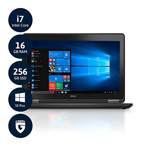 "Dell Latitude E7250 Ultrabook | 1 J. Garantie | 31.8cm (12.5"") HD 