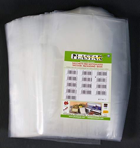8 bolsas gofradas para posavasos CF.100 unidades Dimensiones 30 x 40 cm