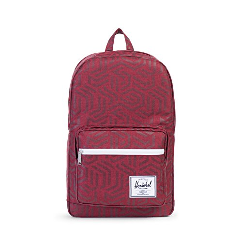 Herschel Unisex-Erwachsene Pop Quiz Multipurpose Backpack, Winetasting-Metrik, Classic 22L