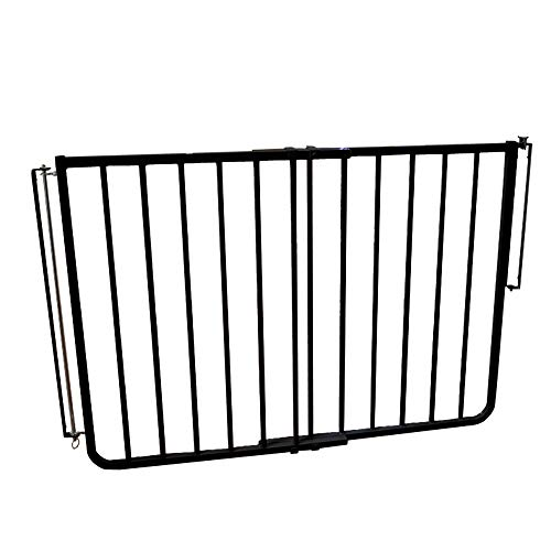 Cardinal Gates Outdoor Safety Gate, Black, 29.5″ tall