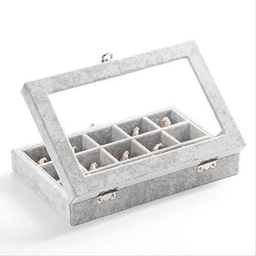Manyao Storage Organiser Rack Hanging Jewelry Organizer Box Jewelry Storage Box