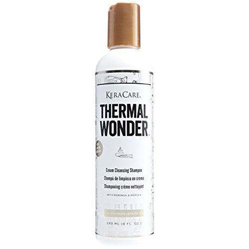 Keracare Thermo Wonder Cleanende shampoo, 240 ml