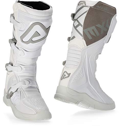 Acerbis X-Team Motocross Boots White 44