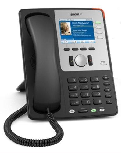 Snom 821 Executive Business phone Black