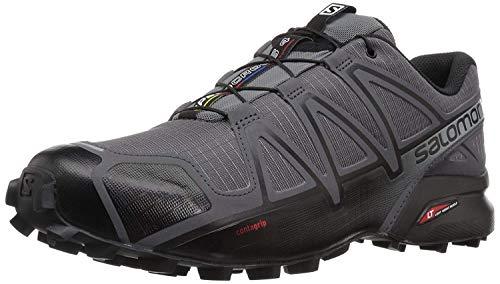 Salomon Men's Speedcross 4 Wide Trail Running Shoes