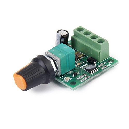 RioRand RR-PWM-15V Low Voltage Dc 1.8v 3v 5v 6v 12v 2a Motor Speed Controller PWM