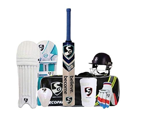 R.P.M. SPORTS SG Economy Cricket Kit (Assorted, Size -6)