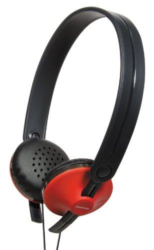 파나소닉 RPHX35R 경량 헤드폰 레드(제조 업체에 의해 단종)