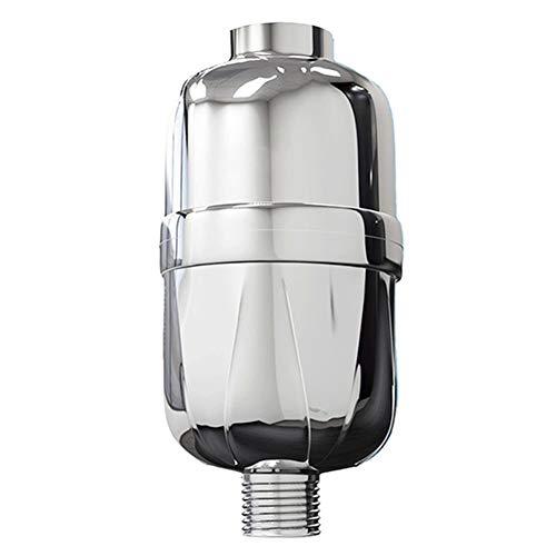 Douchefilter, verwisselbare waterfilterpatronen, 8 standen, waterreiniger, chloor, geschikt voor de universele douchekop.