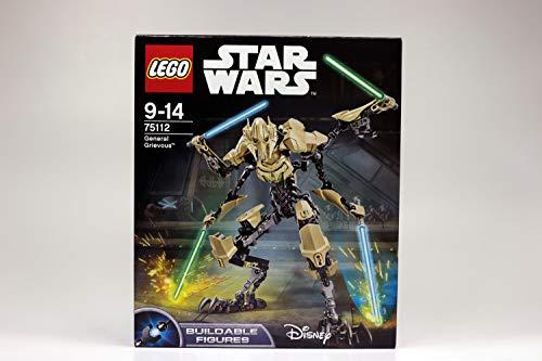 LEGO STAR WARS - General Grievous, Multicolor (75112)