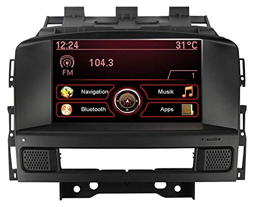 ESX VN709-OP-ASTRA Naviceiver / Autoradio für OPEL Astra J