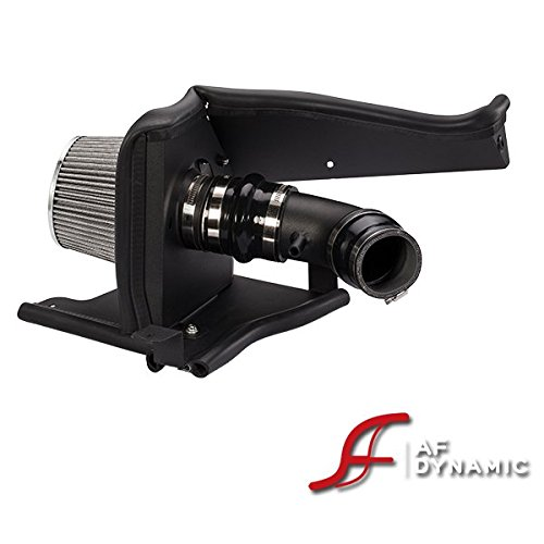 AF Dynamic Black Air Intake Systems + Filter Box Heat Shield 2012-2016 Compatible With Foucs 2.0 2.0L Non Turbo