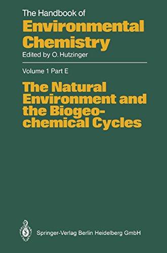 The Natural Environment and the Biogeochemical Cycles (The Handbook of Environmental Chemistry) (English Edition)