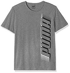 Puma Camiseta de Manga Corta para Hombre