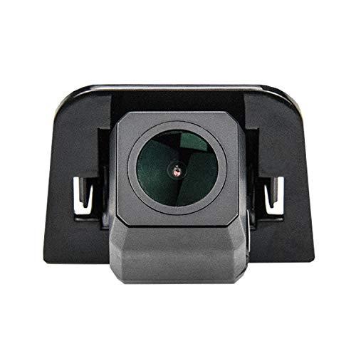 Verbesserte Rückfahrkamera, 1280 x 720p, integrierte Nummernschildbeleuchtung, Rückfahrkamera für Toyota Prius XW30 MK3 2009 ~ 2015